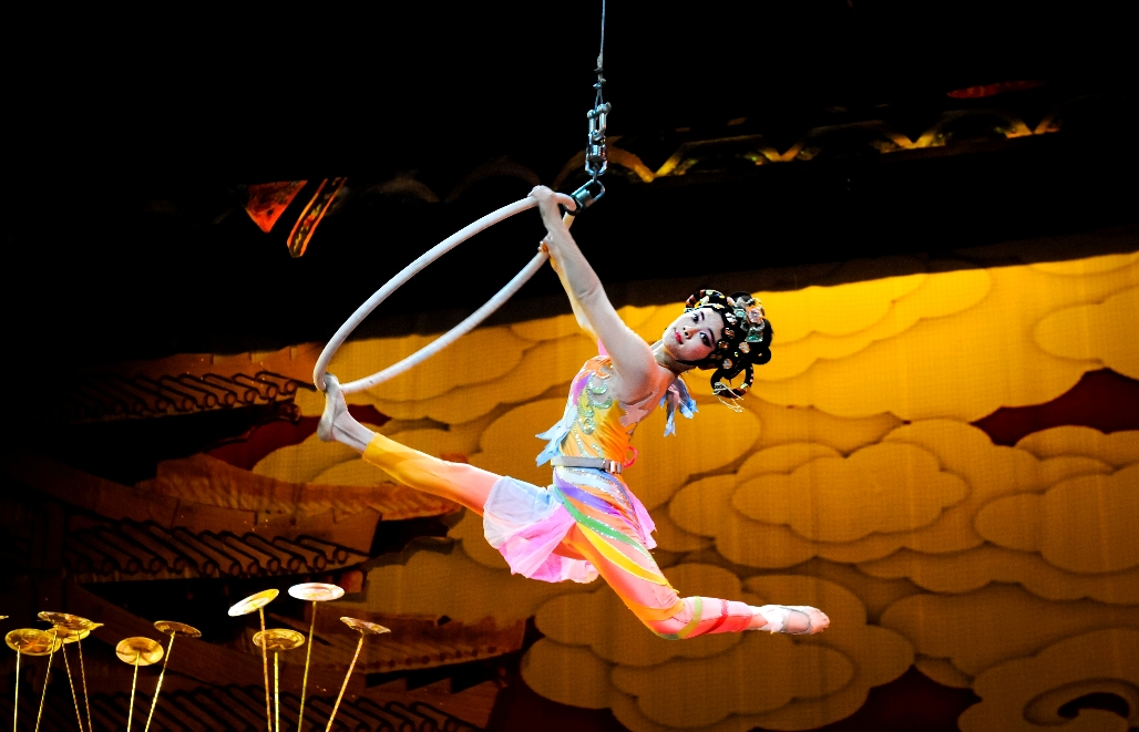 Acrobats Of China FenMO AerialLeague