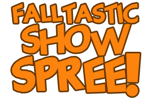 Falltastic Show Spree - 10 Branson Shows for only $125!