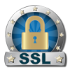 SSL Secured Lock Image - Click for SSL Info