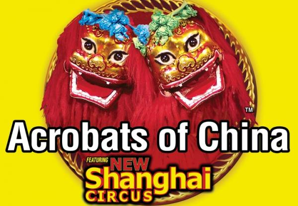Acrobats of China | New Shanghai Circus