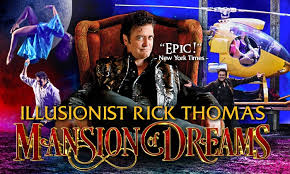 Illusionist Rick Thomas