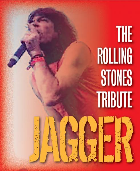 Jagger The Rolling Stones Tribute