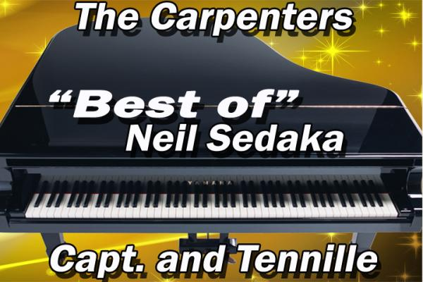 Best of Neil Sedaka, The Carpenters, and Capt. and Tennille