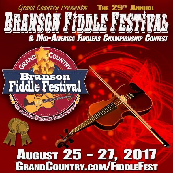 Branson Fiddle Festival