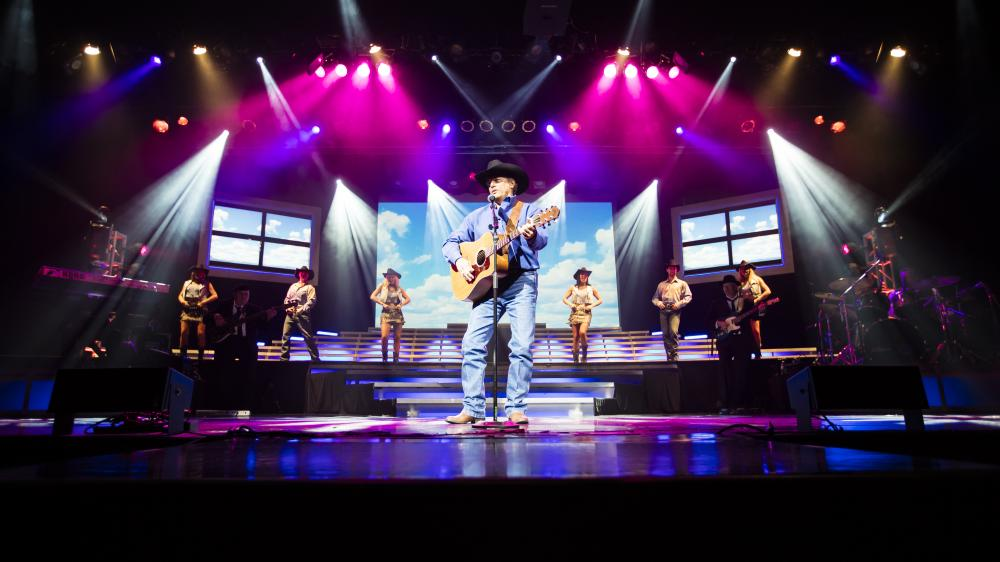 George Strait, All My Ex's Live in Texas