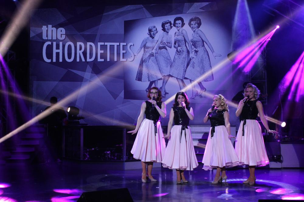 Hot Rods & High Heels: The Chordettes