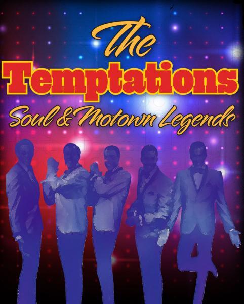 Temptations Soul & Motown Legends