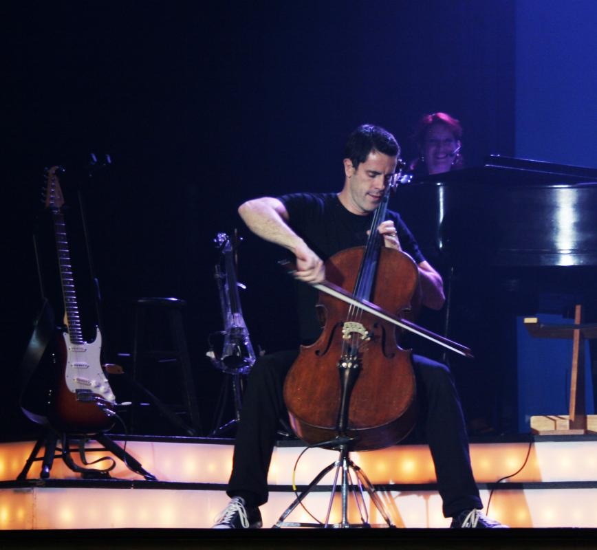 Ben the cello maestro