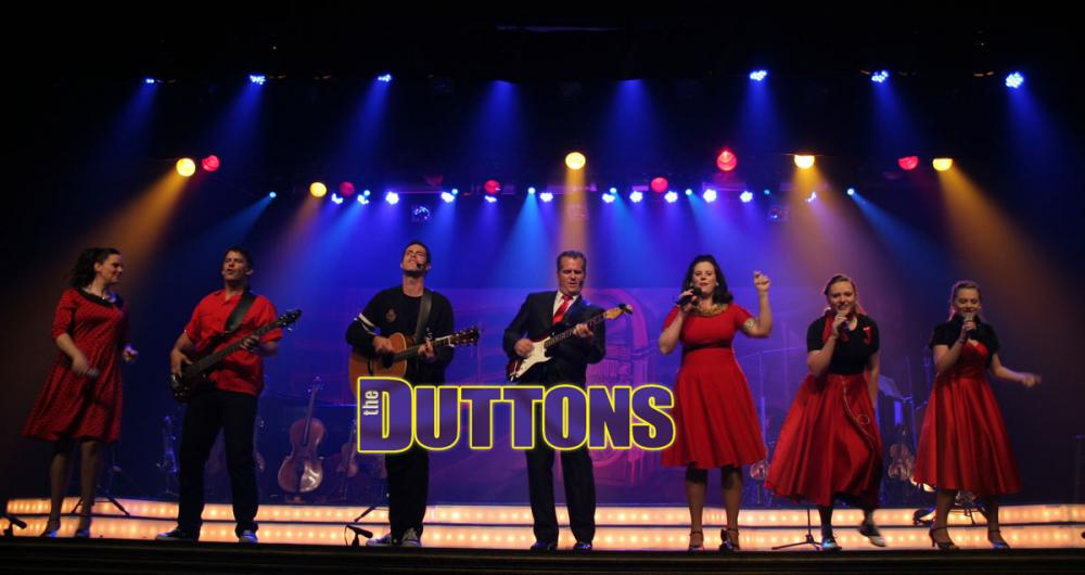 The Duttons on Stage - Google Plus Cover Photo
