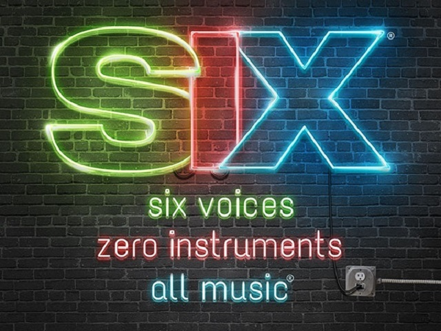 SIX Voices, Zero Instruments, All Music!